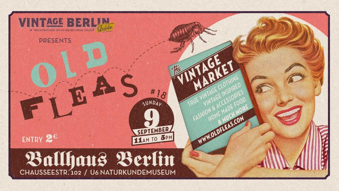 Flohmarkt berlin vintage