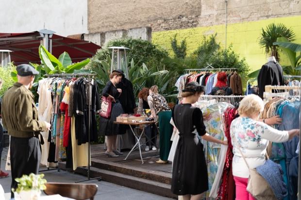 Old Fleas Vintage Market at Ballhaus Berlin